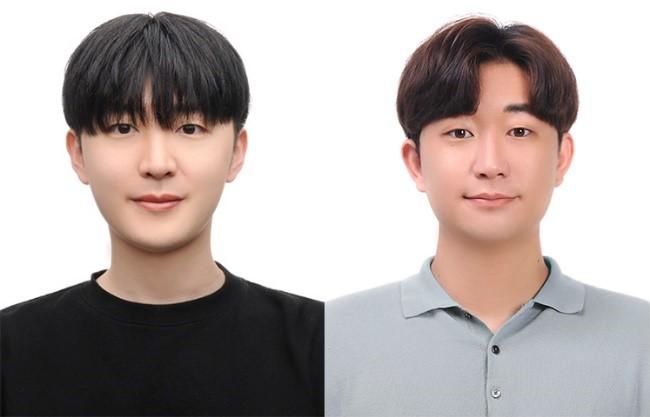정보통신공학과 서민석, 김대한 학생